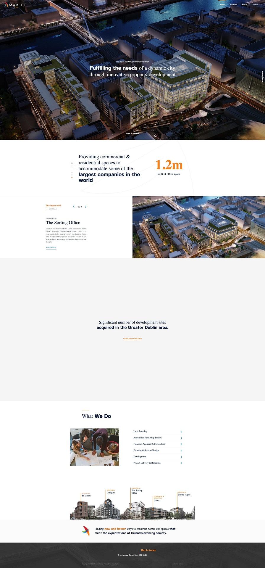 房地产网站如何建设才能更出色