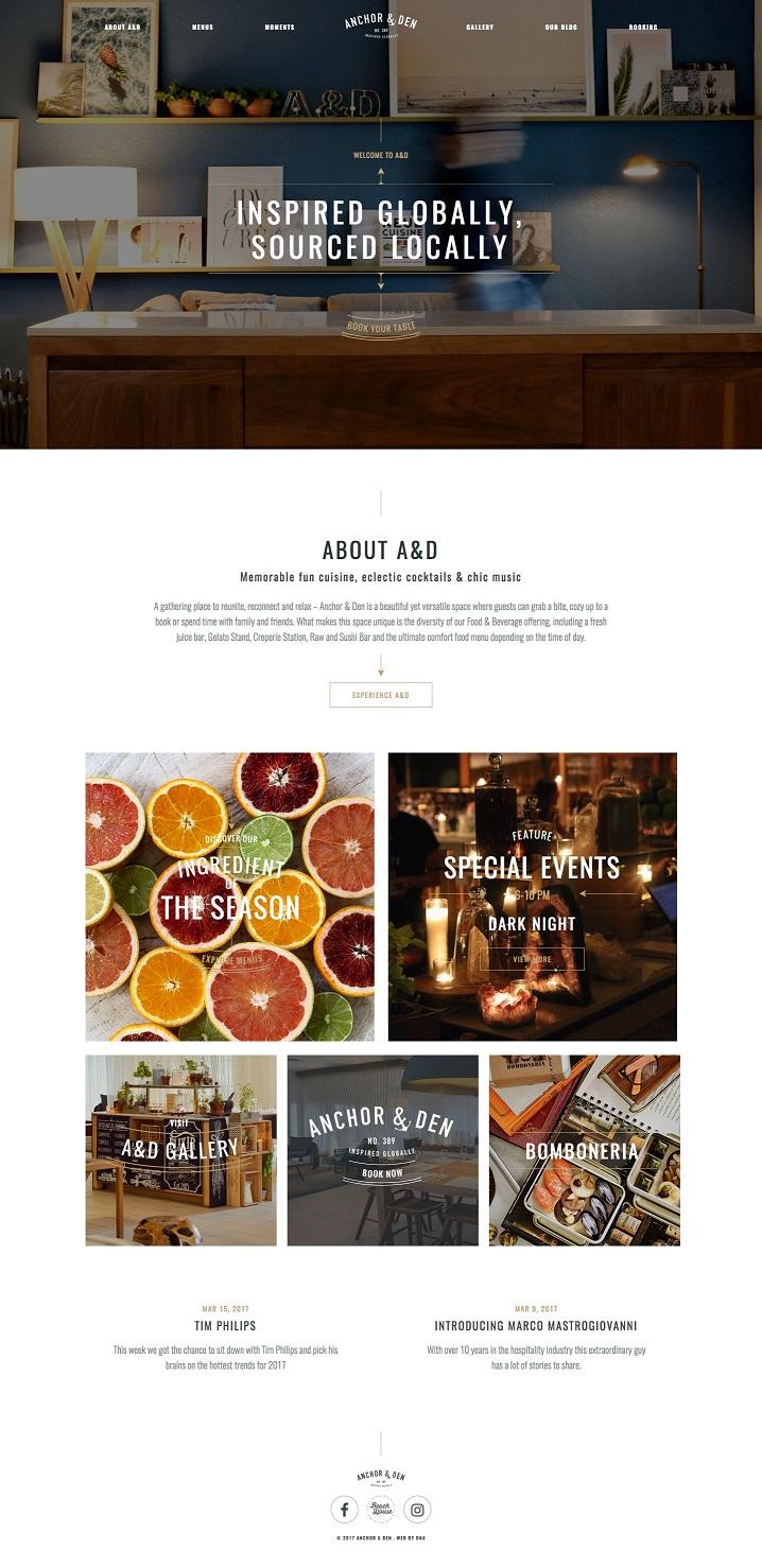 网站建设是餐饮行业发展的新动力