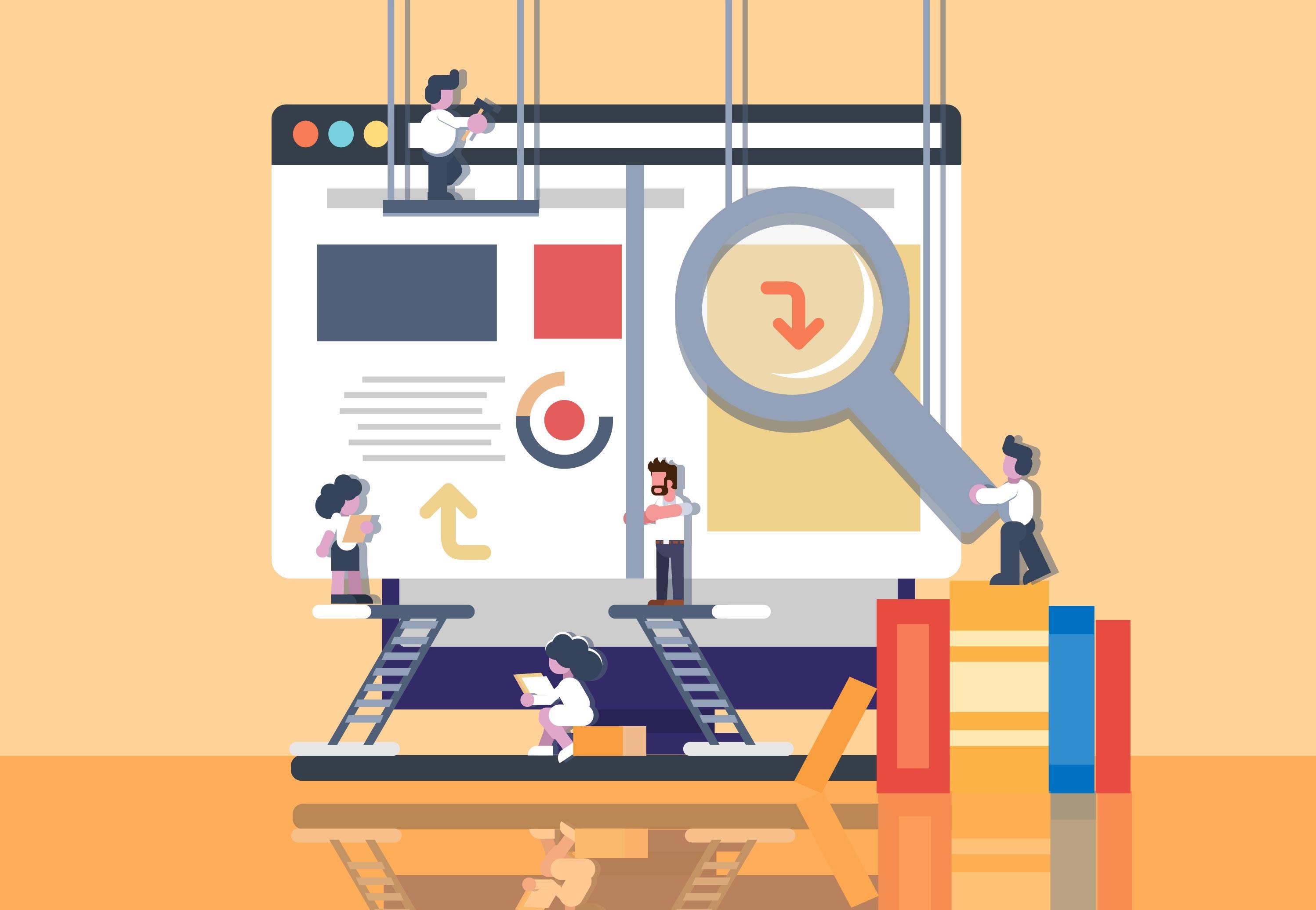 网站内容维护的重要性,网站内容更新怎么做